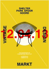 vintagemarkt (Tessa Persoons) Tags: yellow vintage poster design graphicdesign event