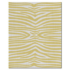Zebra Wool Rug in Bright Yellow and Natural (PURE Inspired Design) Tags: customfurniture organicfabric ecofriendlyfurniture woolrugs