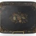 256. Fine Antique Toleware Tray