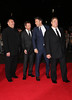 Graham King, Bryan Cranston, Ben Affleck and John Goodman 56th BFI London Film Festival: Argo - Accenture gala held at the Odeon Leicester Square - Arrivals London, England