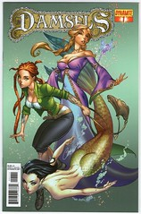 Damsels #1 (FranMoff) Tags: comicbooks mermaid campbell jscottcampbell damsels