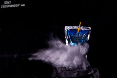 High Speed Photography - Ballisitics (wek photography) Tags: light water rose fruit bulb speed canon photography high gun candy chocolate flash rifle explosion 1d noodles bullet trigger ballistic mk3