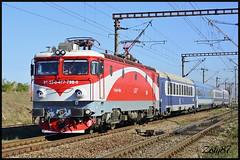 477-798-9 (Zoly060-DA) Tags: electric de ir le romania locomotive 5100 jos cfr swden asea 374 pannonia calatori vintu