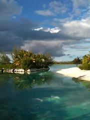 The St. Regis Bora Bora Resort - Private Islet (Super Starfish) Tags: ocean blue water hotel lagoon resort southpacific borabora stregis frenchpolynesia starwood stregisborabora