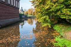 Floating autumn leaves - Drijvende herfstbladeren (RuudMorijn-NL) Tags: park old city travel blue autumn trees red orange brown reflection building tree green fall tourism monument nature water netherlands dutch grass leaves yellow wall architecture rural forest vintage river season outdoors golden countryside canal leaf pond october scenery colorful view natural bright outdoor traditional country rustic seasonal herfst smooth scenic floating peaceful sunny nobody landmark scene surface calm historic foliage breda picturesque kma tranquil autumnal reflectie spiegeling valkenbergpark blokhuis valkenberg herfsttinten wateroppervlak spiegelglad herftkleuren