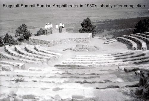 Photo - Historic photo of the Amphitheater in the 1930's