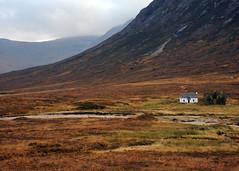 Lagangarbh (Riverman___) Tags: autumn sky mountain fall clouds scotland highlands nikon hill foliage loch nikkor lochlomond 2485mm lagangarbh d700