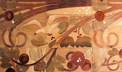 Barcelona - Diagonal 502 41 (Arnim Schulz) Tags: modernisme barcelona artnouveau stilefloreale jugendstil cataluña catalunya catalonia katalonien arquitectura architecture architektur spanien spain espagne españa espanya belleepoque interior interieur pared wall ceiling plafond techo sostre wand decke innenraum mur building gebäude edificio edifici bâtiment altbau art arte kunst baukunst modernismo painting malerei pintura painture gaudí liberty ornament ornamento indoor