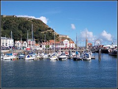 Scarborough Harbour .. (* Janets Photos*Site to slow to Comment) Tags: uk castle yorkshire scarborough yachts harbours marinas blinkagain rememberthatmomentlevel1