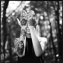 Rhue (P_mod) Tags: film tattoo analog hasselblad pmod inkpmod