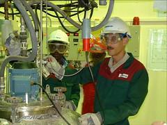 Chemical Engineering Training at the University of Surrey UK 2006(7)