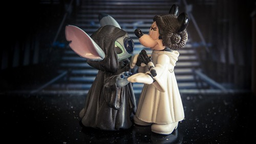 Disney Star Wars : The Strange Marriage