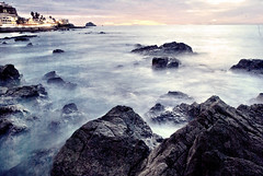 (Just call me Jim) Tags: sea color beach water mxico landscape mar rocks playa mazatlan roca