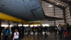 Space Shuttle Endeavor (Gabriele B) Tags: museum losangeles shuttle spaceshuttle endeavor californiasciencecenter