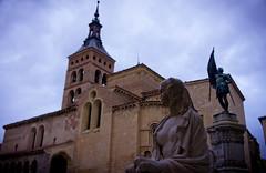 Iglesia de San Martín, Segovia