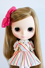 Rainbow Candy Stripes Dress