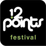 12 points festival LOGO