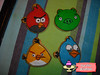 Galletas Angry Birds (SitaFreak) Tags: cookies birds royal angry icing galletas royalicing rolledoutcookies
