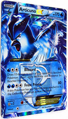 Pokemon Plasma Storm - Articuno (ToyWiz.com) Tags: game bird birds legendary card pokemon rare ccg tcg moltres zapdos articuno