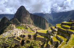 Machu Picchu (Marko Stavric) Tags: travel november heritage peru latinamerica southamerica machu picchu inca cuzco mystery america spring ruins escape hiking cusco south hike inka unesco explore mysterious getty machupicchu wonders incas