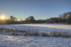 Last beams long shadows, Badstueslottet, Hillerd, Denmark (Mads71) Tags: sunset snow day mygearandmebronze rememberthatmomentlevel2 me2youphotographylevel2 me2youphotographylevel3 me2youphotographylevel1 pwwinter