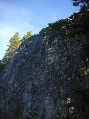 Below the Oyster Dome Viewpoint