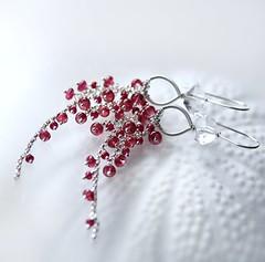 ~ The Pimprenelle earrings ~ (Modeste Parisienne) Tags: jewellery finejewelry modesteparisienne