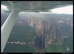 Canaima 2009 0142 (VF-travelphotography) Tags: fotografia vehiculos places postales paisajes cascadas aviones venezuela cessna208grancaravan aerea selva bolivar tepui canaima auyantepui saltoangel bolvar gransabana viajeacanaima bolvar