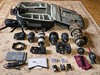 Camera gear! ([[BIOSPHERE]]) Tags: camera travel photography packing gear list whatsinmybag camerabag visualpackinglist