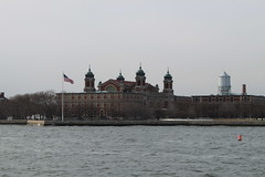 Ellis Island (Angelus359) Tags: nyc newyorkcity cruise newyork ferry island ellis manhattan sightseeing circleline circleline42