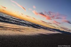 220#365 Elements (Fabio75Photo) Tags: mare tramonto colori terra acqua fuoco aria elemnti quattro monti libert calma sale onda obliquo schiuma sand sky cielo nuvole dipinto