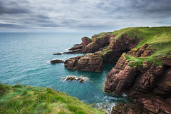 Seaton Cliffs (Neillwphoto) Tags: outcrop rocks rocky cliffs northsea inlet arbroath seaton