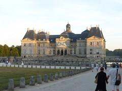 Visite de Vaux-le-Vicomte aux chandelles (delphinecingal) Tags: visite vauxlevicomte chandelles