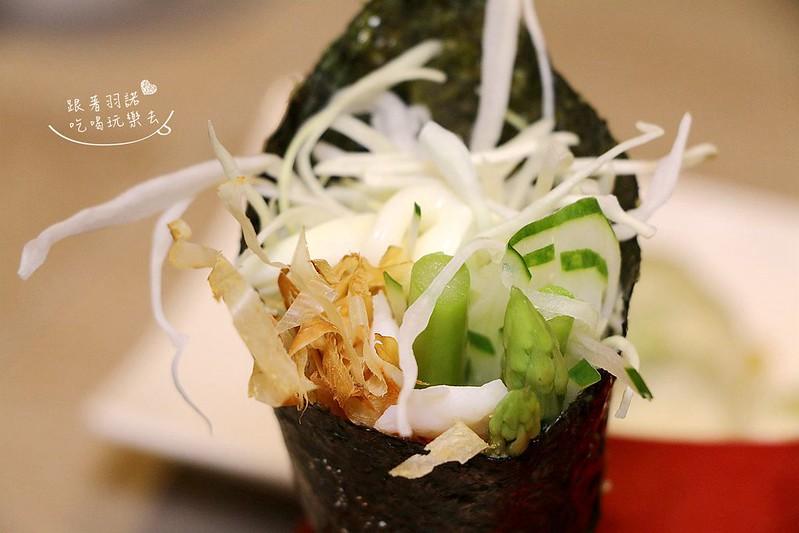 CA rolls 高級美日式創意料理天母棒球場美日式045