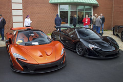 P1s (Hertj94 Photography) Tags: mclaren p1 lake forest sports cars bluff illinois october 2015 canon t3 ferrari maserati aston martin