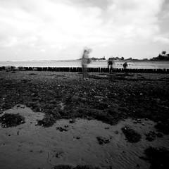(kuestenkind) Tags: laboe strand beach sachensucher uboot langzeitbelichtung longexposure