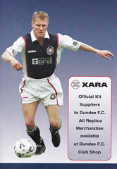 Dundee vs Rangers - 2000 - Page 25 (The Sky Strikers) Tags: dundee rangers scottish premier league spl bank of scotland dens park matchday magazine one pound fifty