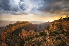 Centennial (Eddie 11uisma) Tags: grand canyon national park north rim arizona sunset monsoon cape royal