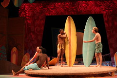 Psycho Beach Party (Oberlin College) Tags: theater oberlincollege hallauditorium
