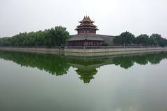 DSC03714 (JIMI_lin) Tags: 中國 china beijing 景山公園 故宮 紫禁城 天安門 天安門廣場 景山前街 角樓