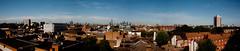 Peckham Panorama (marukomu) Tags: peckham festival boldtendencies carpark view shard bigben london eye canarywharf stpauls