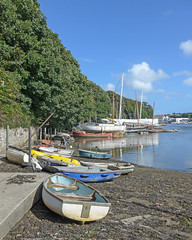 Boats at Penryn (Tim Green aka atoach) Tags: penryn cornwall