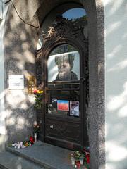 David Bowie (Chris Grabert) Tags: berlin schneberg hauptstr davidbowie gedenktafel nikon