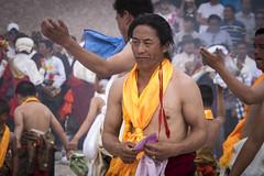 2016_Tibet_Flickr_2star-112 (arkienkeli) Tags: tibet repkong shaman festival tongren amdo