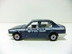 """ALFA ROMEO GIULIETTA """"POLIZIA"""" N 271 - MAJORETTE (RMJ68) Tags: alfa romeo giulietta 1977 polizia policia police majorette diecast coches cars juguete toy 155 scale"""