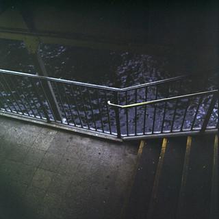 Hallesches Tor Staircase