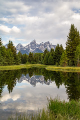 Schwabacher's Landing Evening 1 (grimeshome) Tags: tetons tetonslandscaape teton tetonnationalpark grandtetonnationalpark grandteton grandtetonpeak snakeriver grandtetonsnationalpark reflection reflectioninwater reflectiononwater reflections wetreflection nature wilderness mountain mountains mountainpeak river water beautiful landscape landscapebeautiful landscapes