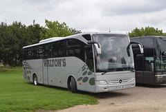 BX14 OMG: Walton, Freckleton (chucklebuster) Tags: bx14omg walton mercedes tourismo