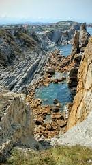 IMG_6613 (49Carmelo) Tags: marcantbrico rocas losurrospielagoscantabriamarcantbricoespaa acantilados