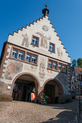 La Mairie de Schiltach